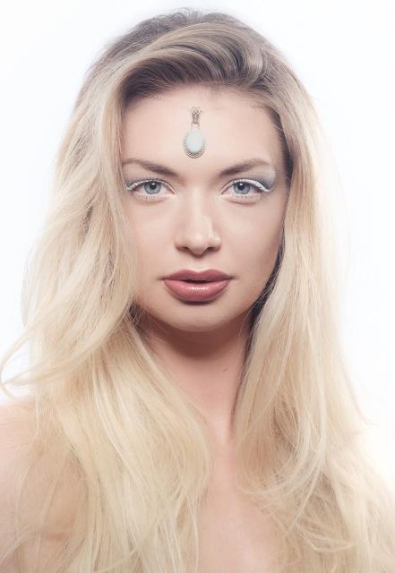 Model: Anna B Photographer: Paul Lloyd-Roach HMUA: Fiona Neal