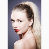 Model: Anna B Photographer: Paul Lloyd-Roach Make-up Artist: Fiona Neal