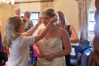 Bride Hair and Makeup: Beth Fothergill